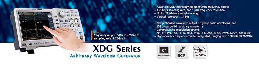 OWON 2-CH XDG3000 Series