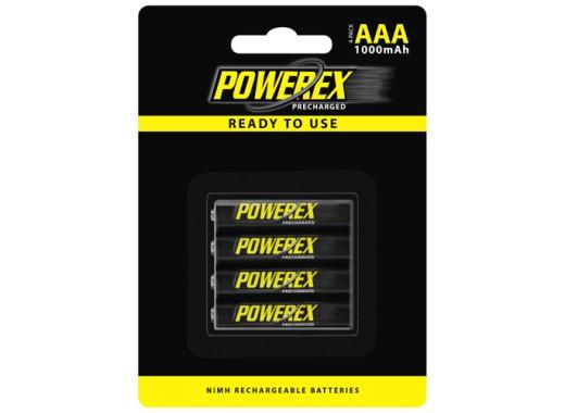 Powerex Precharged AAA 1000