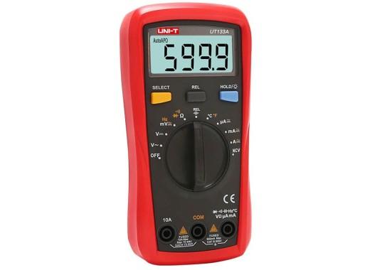 UNI-T UT133A multimeter