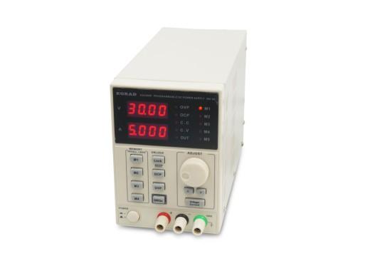 Korad KA3005P power supply