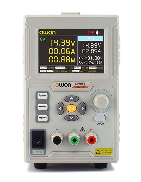 Owon Sp3051 Power Supply