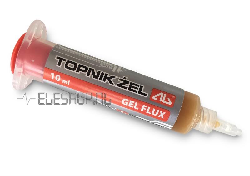 No-clean gel flux 10ml