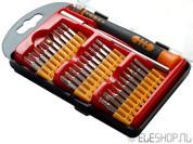 32-piece precision screwdriver set