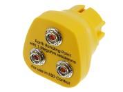 ESD earthing plug