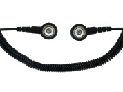 ESD spiral cable 2.4m