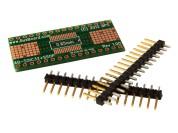 BusBoard AB-SOIC32+SSOP adapter board