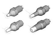 JBC C560 series desoldering nozzles