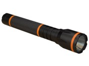 Fall-resistant aluminium 1W LED flashlight