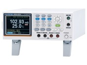 GW Instek GOM-804 DC milliohm meter with GPIB