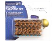 Set of ceramic capacitors (224 pcs)