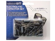 Set of electrolytic capacitors