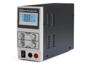 Power supply 0-60V 0-5A with LCD (safety connector)