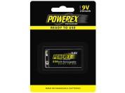 Powerex Precharged 9.6 V block battery