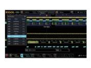 Rigol MSO5000 serial protocol analysis bundle