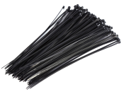 Tie-wraps 200 mm length, 4.6 mm width