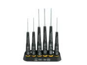 Wiha 272 K6 ESD safe 6-piece precision screwdriver set