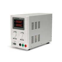 Accurate 0-30V 0-5A lab power supply