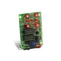 Electronic dice soldering kit