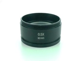 0.5X barlow lens for microscopes