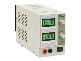 0-15V 2A power supply with LCD screens
