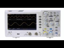 Owon SDS1102 oscilloscope