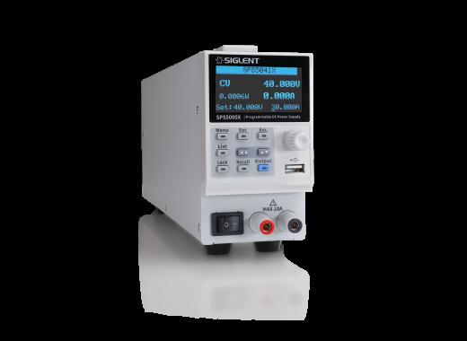 Alimentation électrique programmable SPS5051X de Siglent