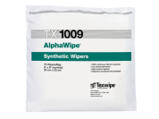 AlphaWipe TX1009 dry cleanroom wipers