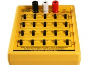 Decade box capacitance