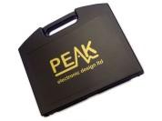 Peak Electronics dual carry case