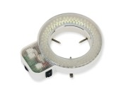Dimmable LED ring for microscopes 144 leds