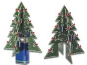3D Christmas tree (color LEDs)