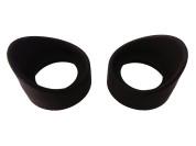 Oculaires en caoutchouc de qualité supérieure