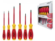 Wiha 320N K6 SoftFinish VDE 6-piece screwdriver set