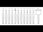JBC SL2020/14ST soldering tips