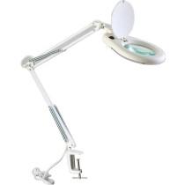 Lampe de bureau ZD-129A munie d'une loupe avec 80 LED