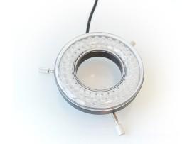 Anneau de LED à gradation pour microscopes 60 leds