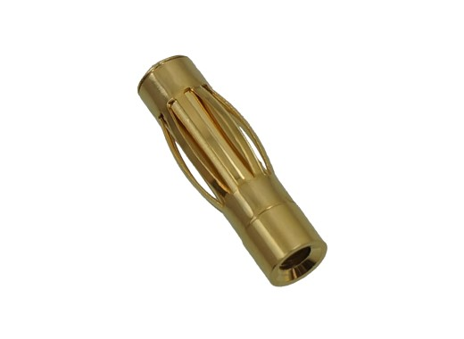 Brymen T4S screw-on banana plug