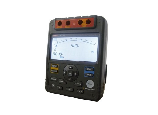 UNI-T UT512 Isolatie-weerstand tester
