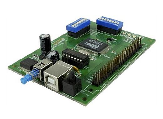 Zeroplus protocol demo board type 1