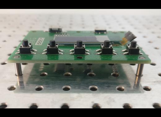 PCB alignment bord