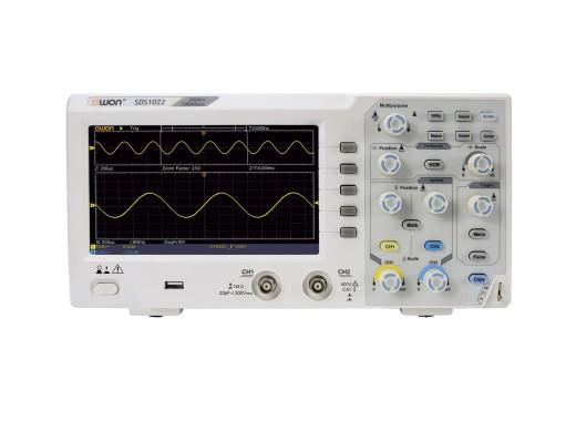Owon SDS1022 Oscilloscoop