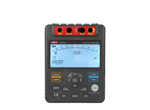 UNI-T UT511 isolatie-weerstand tester
