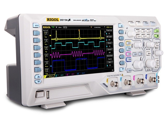 Oscilloscope Image Of B : Rigol ds z serie oscilloscoop