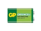 9V batterij GP Greencell alkaline