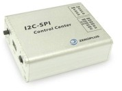 Zeroplus I2C-SPI Control Center