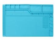 Siliconen werkmat 550x350mm