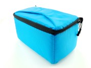 Zachte opbergtas (blauw)