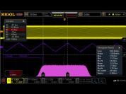 Rigol MSO8000 serial protocol analysis bundel
