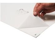 Kleefmatten wit (66 x 114 cm)