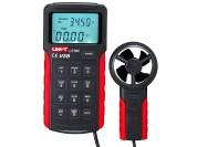 UNI-T UT362 anemometer met USB